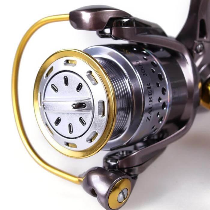 ryobi zauber match fishing spinning